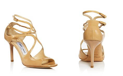 Jimmy Choo Women's Ivette 85 Patent Leather High Heel Sandals - Bloomingdale's_2